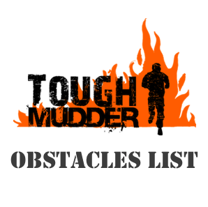 Tough Mudder Obstacles list