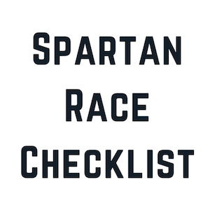 Spartan Race Checklist and Five Must Haves For Your First Event