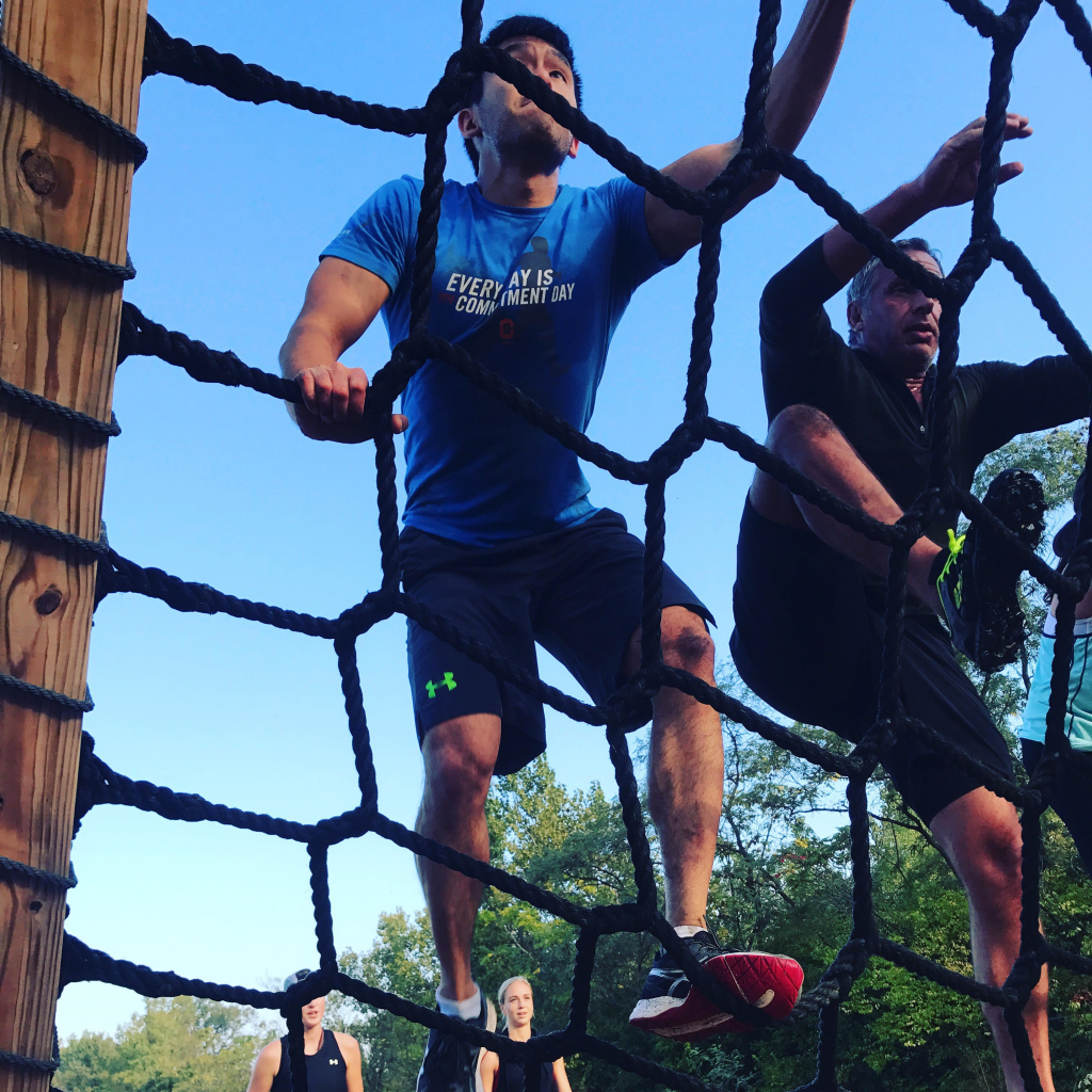 OCR rope ladder